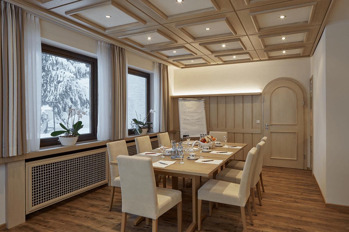 Tagungsraum - Hotel Konradshof