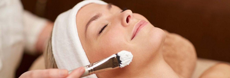 Kosmetikbehandlungen in der Stube